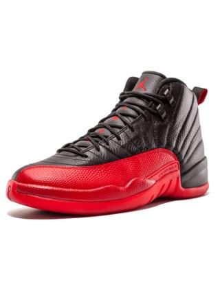 Кроссовки Nike Air Jordan 12 Black/Red