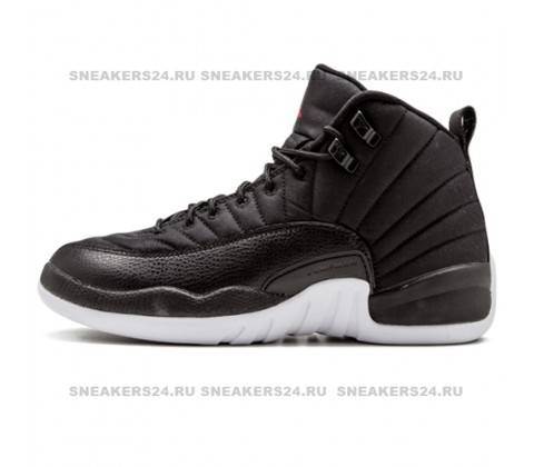 Кроссовки Nike Air Jordan 12 Black/White