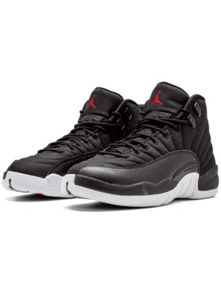 Кроссовки Nike Air Jordan 12 Black/White