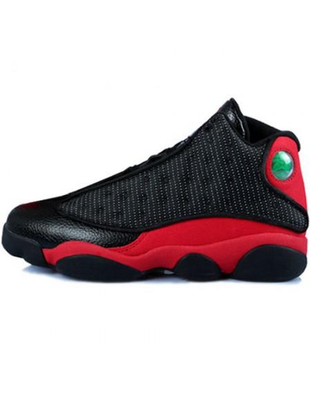 Кроссовки Nike Air Jordan 13 Retro Black/Red