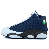 Кроссовки Nike Air Jordan 13 Retro Flint Grey/French Blue