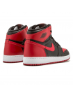 Кроссовки Nike Air Jordan 1 Retro High x OFF White Red/Black