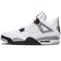 Кроссовки Nike Air Jordan 4 Retro Cement