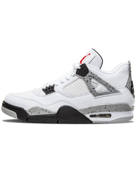 Кроссовки Nike Air Jordan 4 Retro Cement