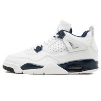 Кроссовки Nike Air Jordan 4 Columbia White