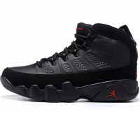 Кроссовки Nike Air Jordan 9 (IX) Black/Dark