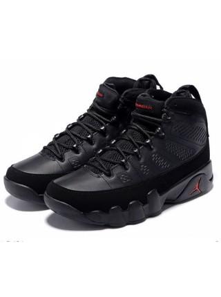 Кроссовки Nike Air Jordan 9 (IX) Black/Dark