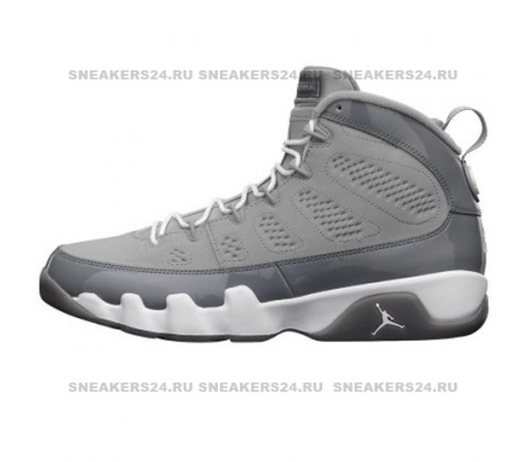 Кроссовки Nike Air Jordan 9 (IX) Cool Grey