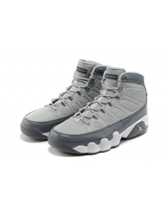 Кроссовки Nike Air Jordan 9 (IX) Cool Grey