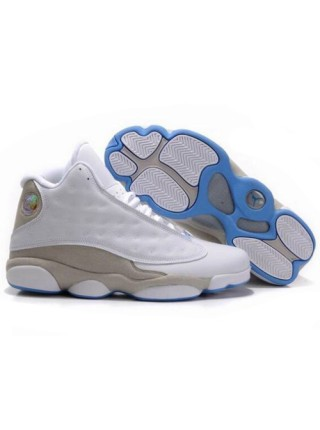 Кроссовки Nike Air Jordan 13 Retro Flint White/Gray