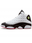 Кроссовки Nike Air Jordan 13 Retro Flint White/Black