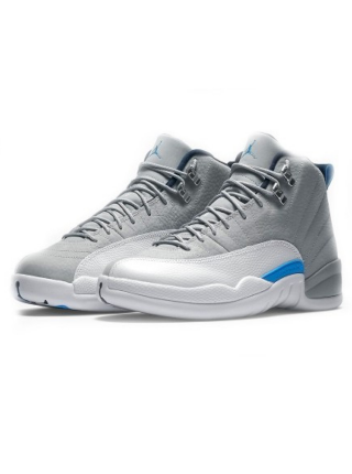 Кроссовки Nike Air Jordan 12 Retro Jumpmen Wolf/Grey/Medial