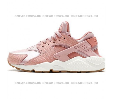 Кроссовки Nike Air Huarache Premium Light Pink