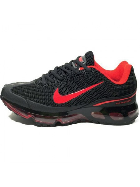 Кроссовки Nike Air Max 360 Black/Red