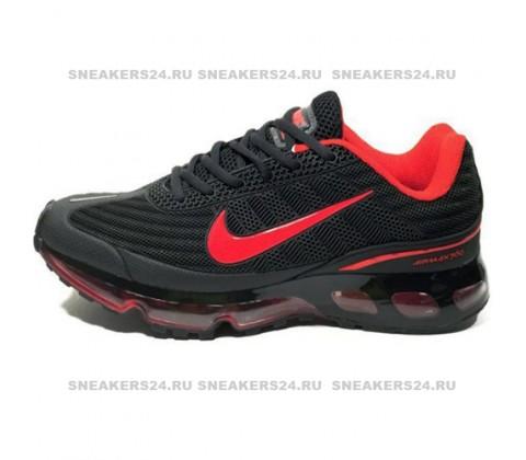 Кроссовки Nike Air Max 360 Black/Red