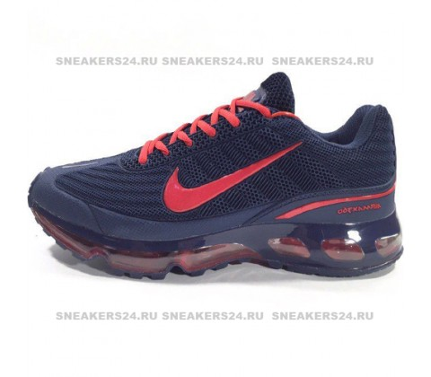 Кроссовки Nike Air Max 360 Blue/Red