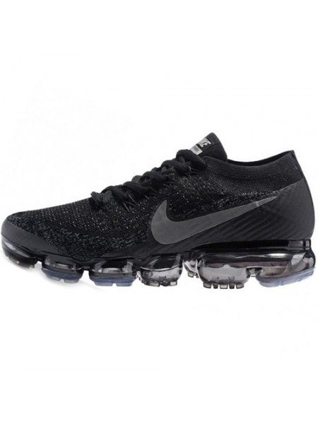 Кроссовки Nike Air Vapormax Flyknit Black/Dark Grey