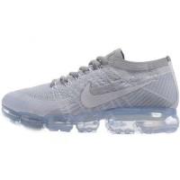 Кроссовки Nike Air Vapormax Flyknit White/Neutral Grey