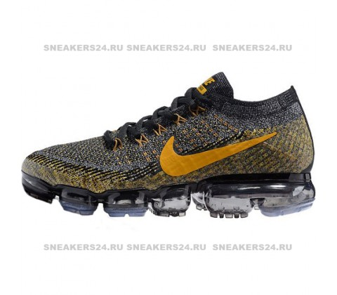 Кроссовки Nike Air Vapormax Flyknit Deep Grey/Bronze