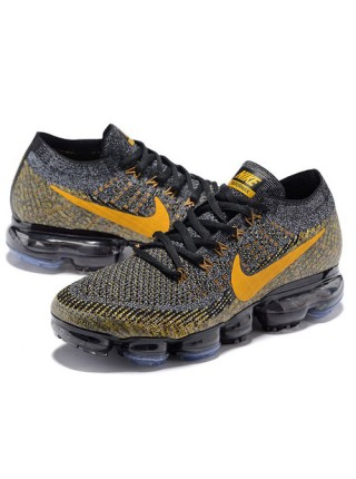 Кроссовки Nike Air Vapormax Flyknit Deep Grey/Bronze
