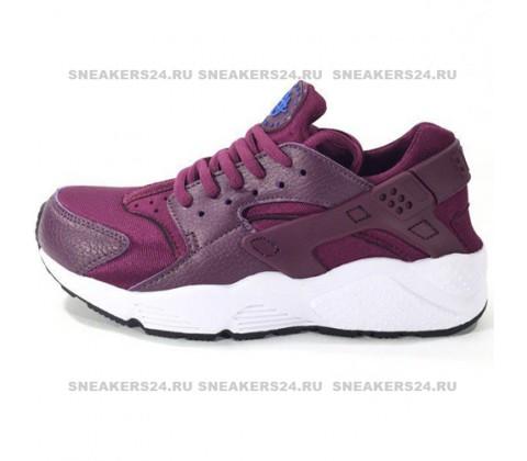 Кроссовки Nike Air Huarache Summer Dark Purple