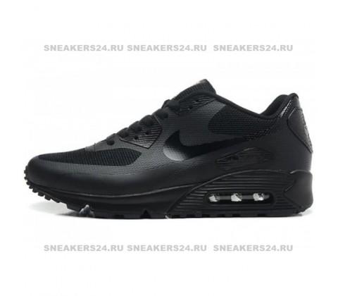 Кроссовки Nike Air Max 90 HyperFuse Black