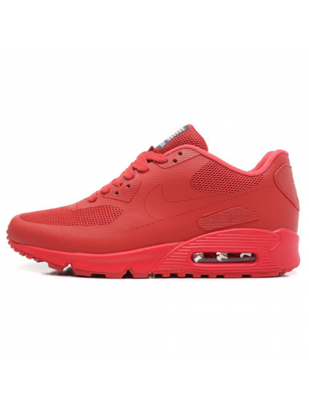 Кроссовки Nike Air Max 90 Hyperfuse Independence Day 2013 Red