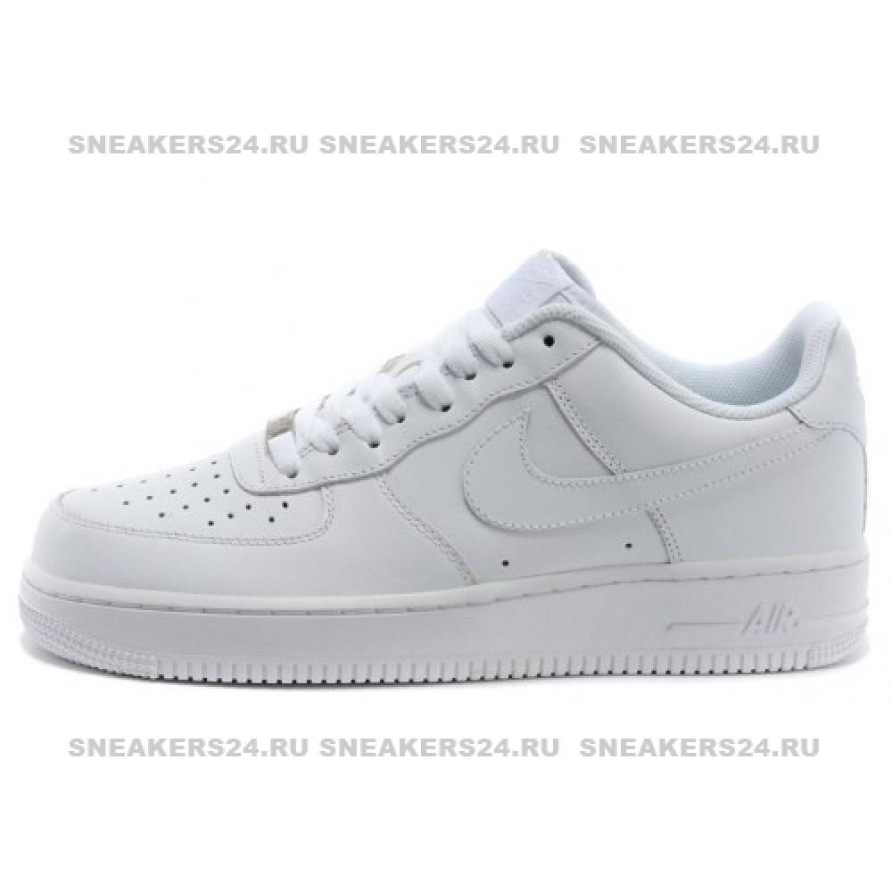 a0a93c6a Кроссовки Nike Air Force 1 Low White