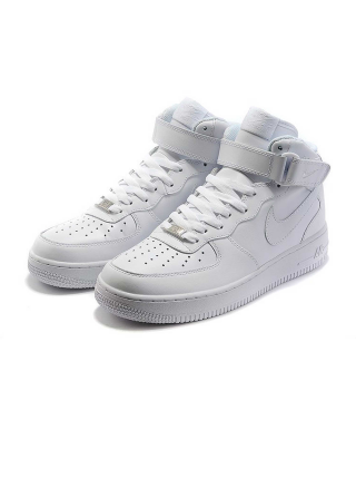 Кроссовки Nike Air Force 1 Mid White