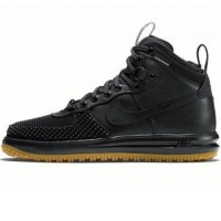 Кроссовки Nike Lunar Force 1 Duckboot Black