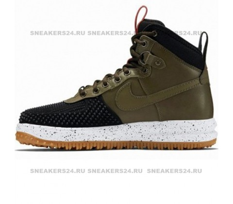 Кроссовки Nike Lunar Force 1 Duckboot Olive