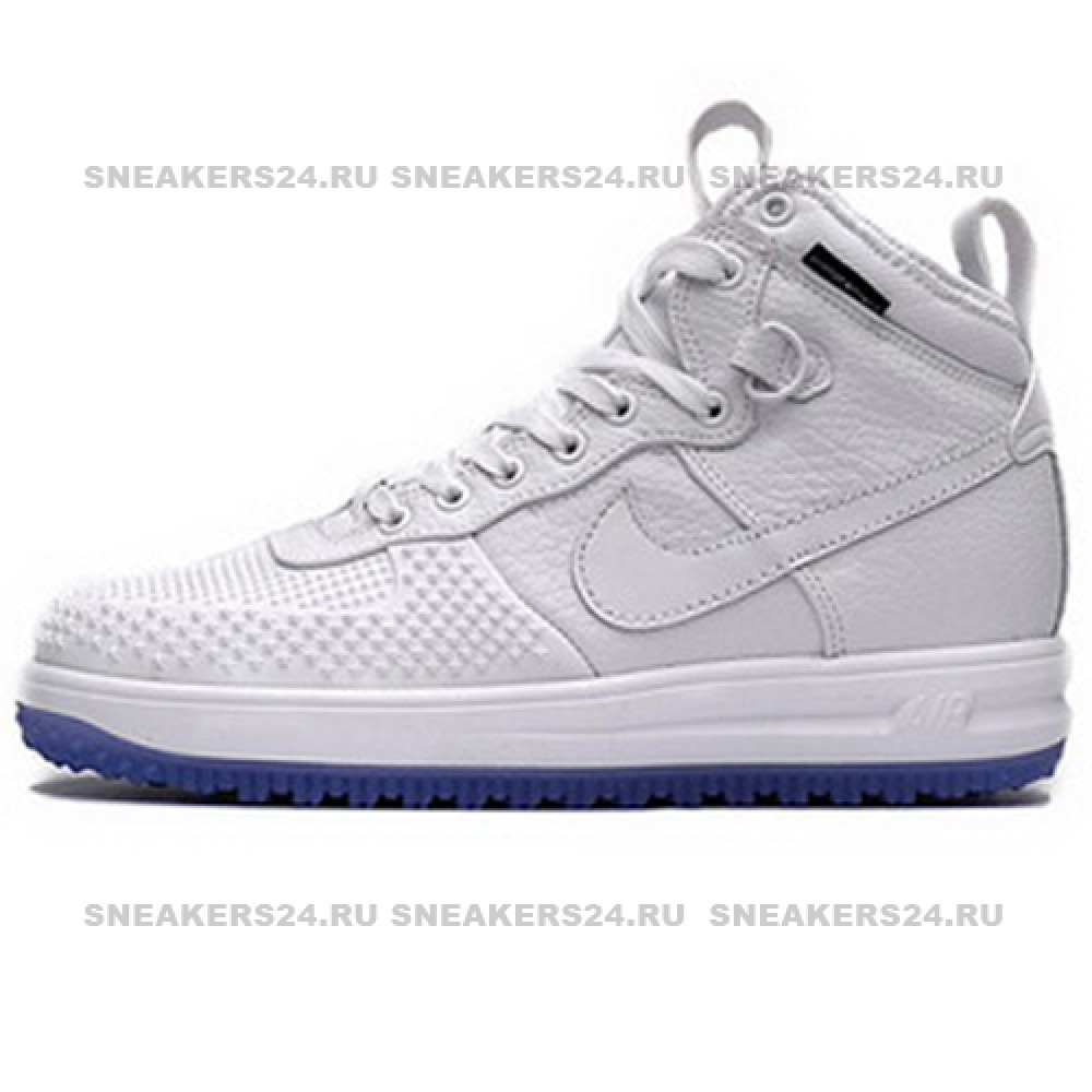 65e46787 Кроссовки Nike Lunar Force 1 Duckboot White