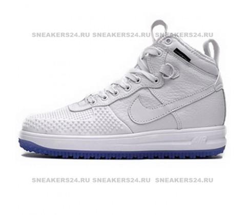 Кроссовки Nike Lunar Force 1 Duckboot White