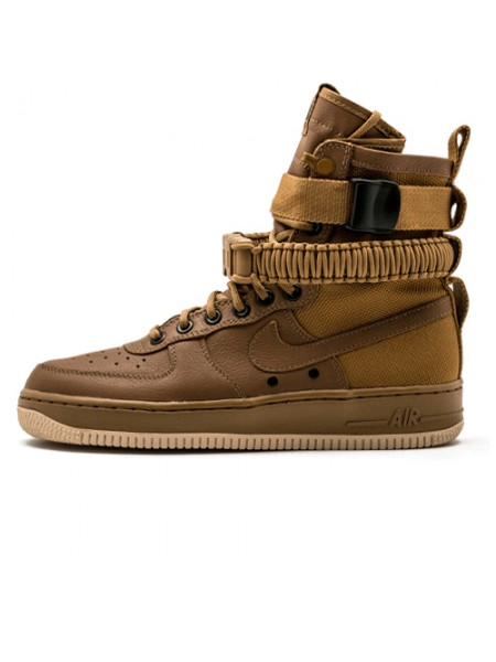 Кроссовки Nike SF AF1 Special Field Air Force 1 Beige