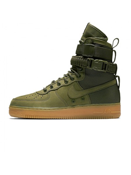Кроссовки Nike SF AF1 Special Field Air Force 1 Green
