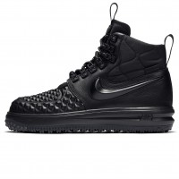 Кроссовки Nike Lunar Force 1 Duckboot All Black