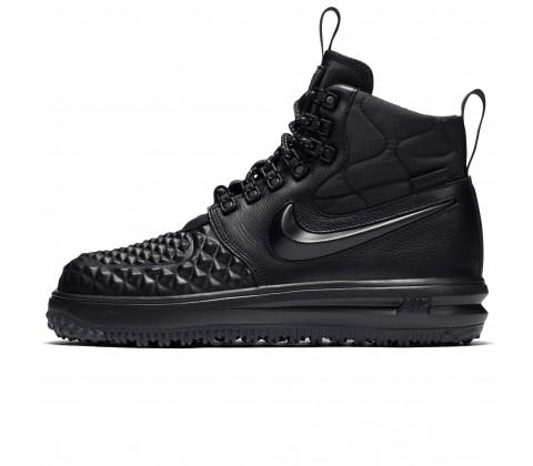 Кроссовки Nike Lunar Force 1 Duckboot All Black