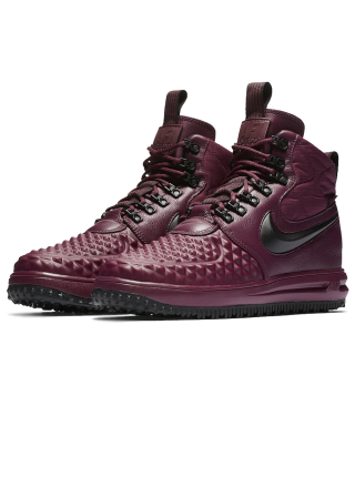 Кроссовки Nike Lunar Force 1 Duckboot Burgundy