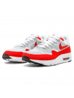 Кроссовки Nike Air Max 1 (87) Ultra Flyknit White/University Red/Pure Platinum