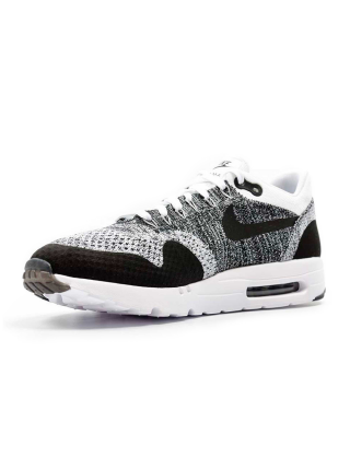 Кроссовки Nike Air Max 1 Ultra Flyknit Grey/Black