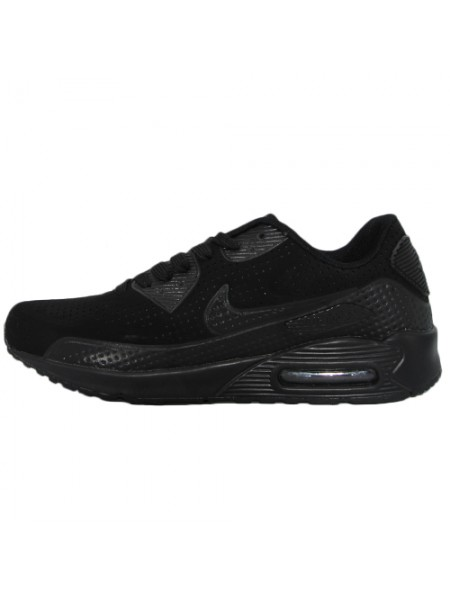 Кроссовки Nike Air Max 1 Ultra Flyknit All Black