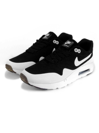 Кроссовки Nike Air Max 1 Ultra Moire Black/White