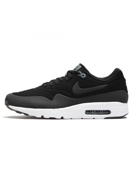 Кроссовки Nike Air Max 1 Ultra Moire Dark Black