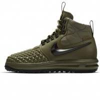 Кроссовки Nike Lunar Force 1 Duckboot Dark Green