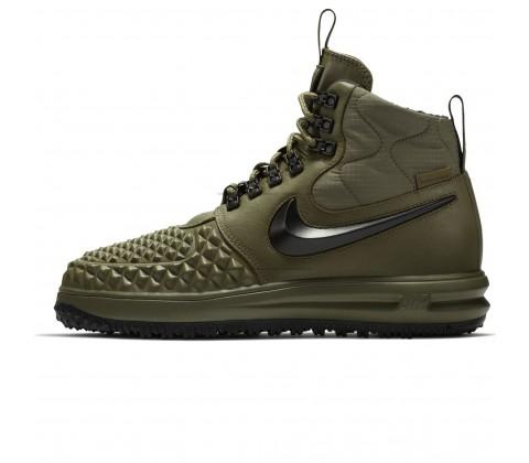 Кроссовки Nike Lunar Force 1 Duckboot Dark Green
