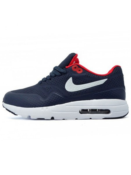 Кроссовки Nike Air Max 1 Dark Blue/White