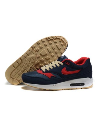 Кроссовки Nike Air Max 87 Dark Blue/Red