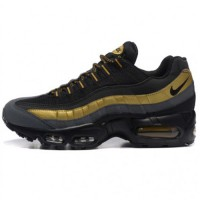 Кроссовки Nike Air Max 95 Black/Gold