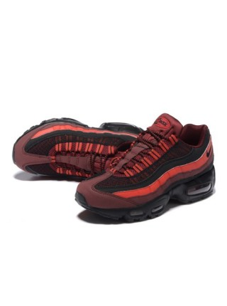 Кроссовки Nike Air Max 95 Black/Red