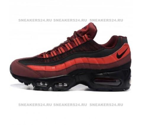 Кроссовки Nike Air Max 95 Black/Red